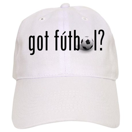 got futbol? Cap