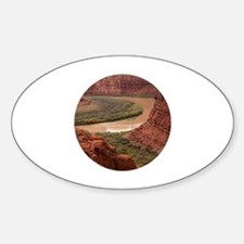 Funny Canyonlands national park Decal