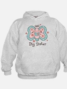 Butterfly Big Sis Hoodie