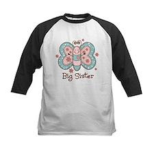 Butterfly Big Sis Tee