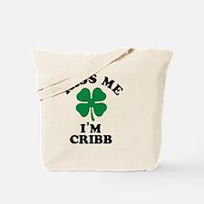Funny Cribb Tote Bag