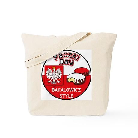 Bakalowicz Tote Bag