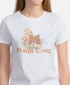 Maine Coon Women's T-Shirt
