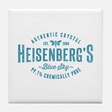 Heisenberg Blue Sky Breaking Bad Tile Coaster