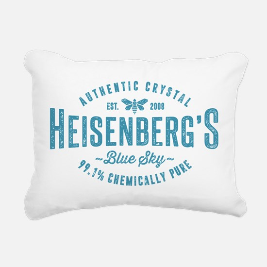 Heisenberg Blue Sky Breaking Bad Rectangular Canva