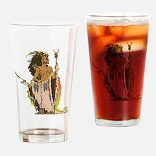 Cernunnos Drinking Glass
