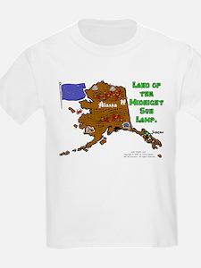 AK-Sun Lamp. T-Shirt