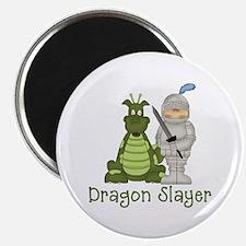 Dragon Slayer Magnet