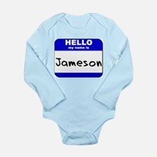 Funny Nickname Long Sleeve Infant Bodysuit