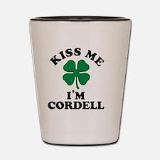 Unique Cordell Shot Glass