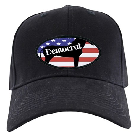 Democrat - Donkey Black Cap