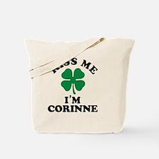 Cute Corinne Tote Bag