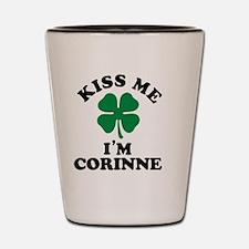 Cute Corinne Shot Glass