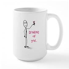 Drinking of You Mugs