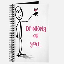 Drinking of You Journal