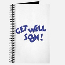 Get Well Soon! Journal