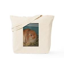 """""""Bunny 4"""" Tote Bag"""