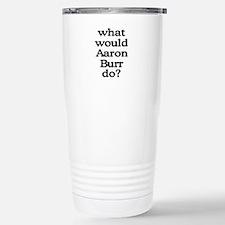 Funny Aaron Travel Mug