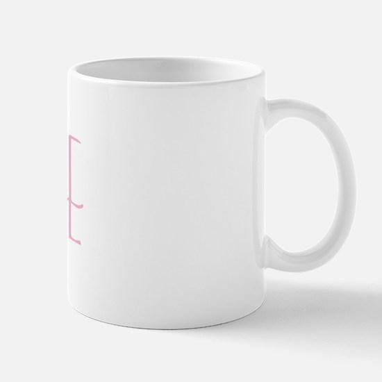 Strapless Bride Mug