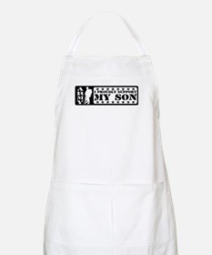 Proudly Support Son - ARMY BBQ Apron