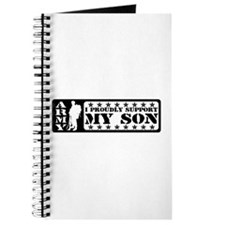 Proudly Support Son - ARMY Journal