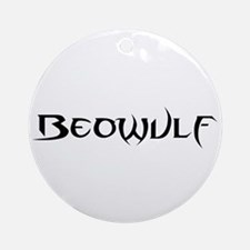 Beowulf Ornament (Round)