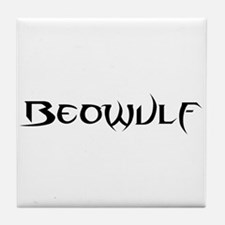Beowulf Tile Coaster