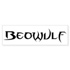 Beowulf Bumper Bumper Sticker
