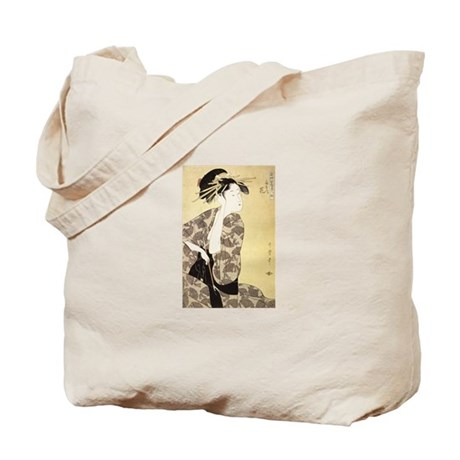 Japanese Print 5 Tote Bag