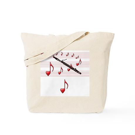 Bassoon Mom Tote Bag