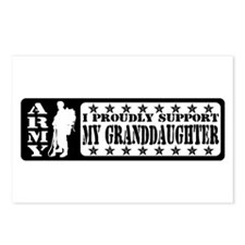 Proudly Support Grnddghtr - ARMY Postcards (Packag