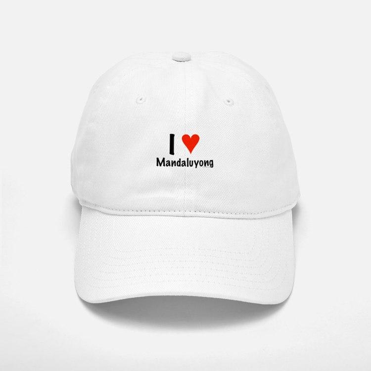 I love Mandaluyong Baseball Baseball Cap