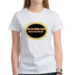 Save the Autistic Genius Women's T-Shirt