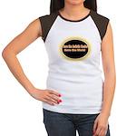 Save the Autistic Genius Women's Cap Sleeve T-Shir