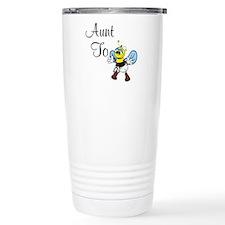 Cute New aunt Travel Mug