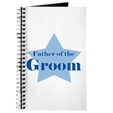 Father of the Groom Blue Star Journal