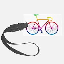 Unique Cycling Luggage Tag