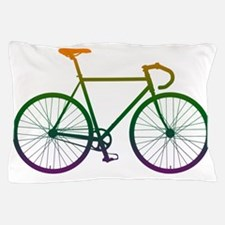 Funny Bicycle Pillow Case