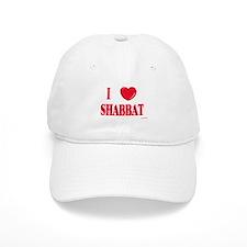 I Love Shabbat Baseball Cap