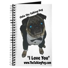 Odie in Tux Journal
