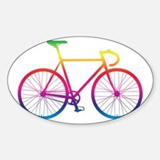 Road Bike - Rainbow Decal