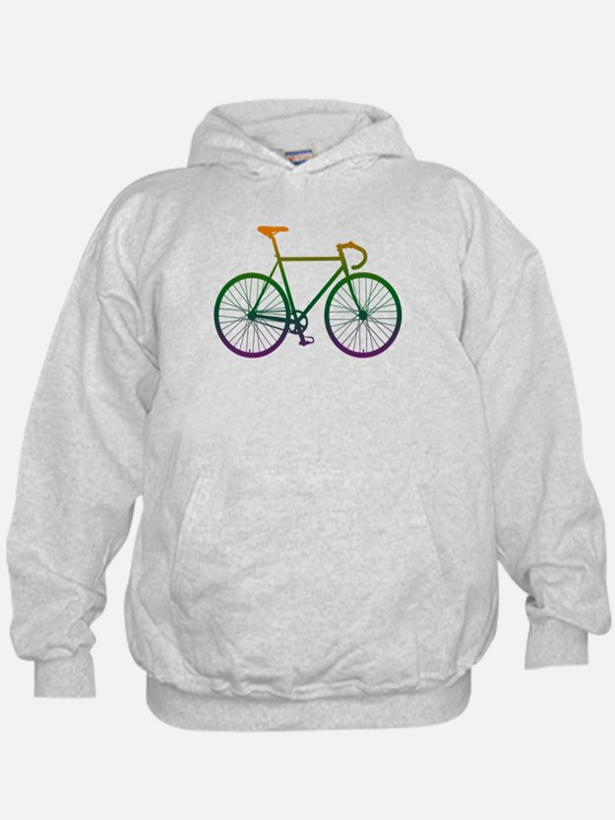 Road Bike - Gradient Hoodie