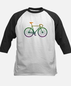 Road Bike - Gradient Baseball Jersey