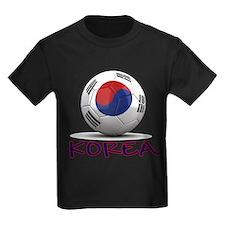Soccer goal T
