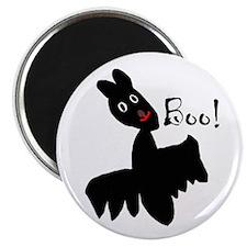 Boo Bat Magnet