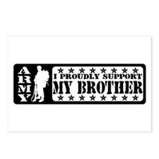 Proudly Support Bro - ARMY Postcards (Package of 8