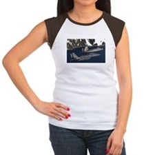 American Birds of Prey Women's Cap Sleeve T-Shirt
