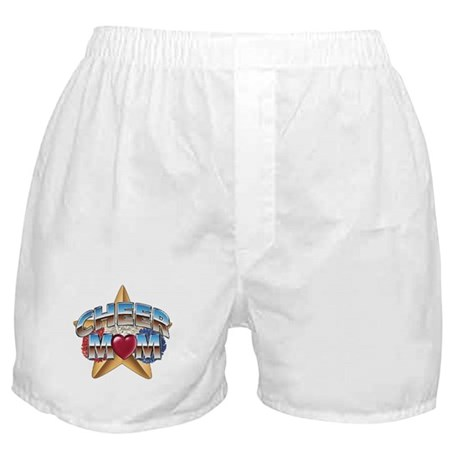 Cheer Mom Boxer Shorts