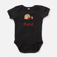 Cute Croatia Baby Bodysuit