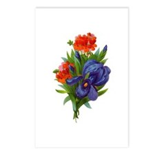 Floral Bouquet 2 Postcards (Package of 8)